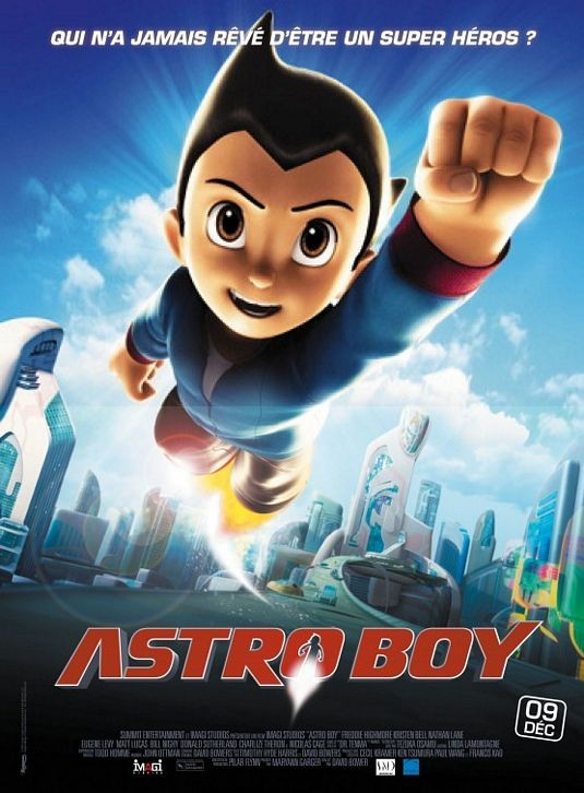 Astro Boy in streaming