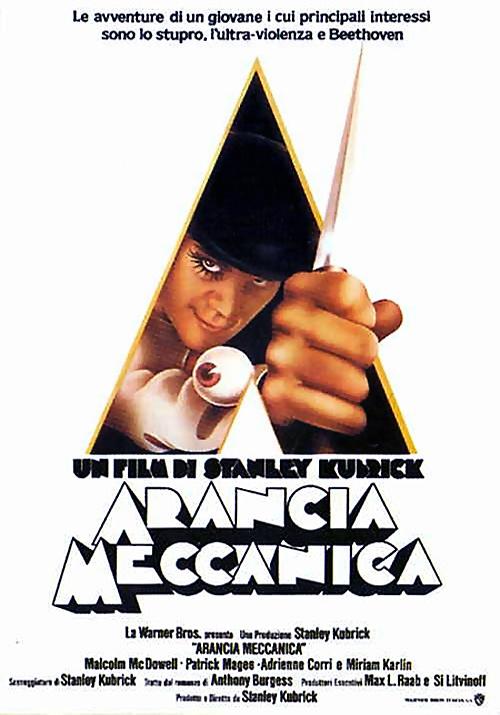 Arancia meccanica in streaming