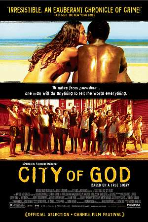City of god in streaming