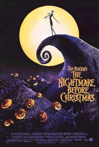 Nightmare before christmas in streaming
