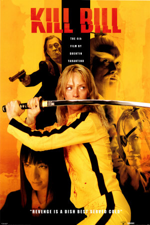 Kill Bill vol.1 in streaming