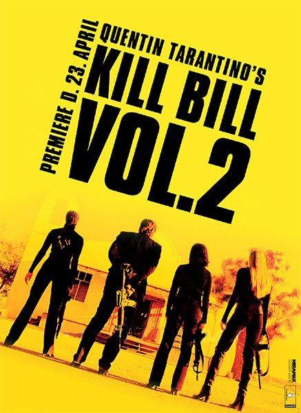 Kill Bill vol. 2 in streaming