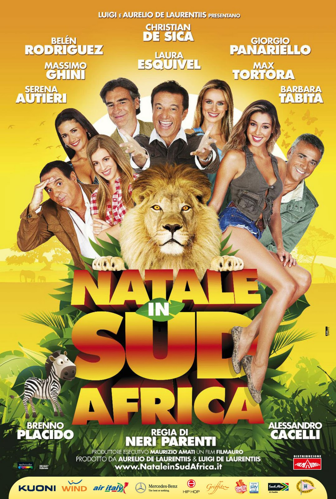 Natale in Sudafrica streaming