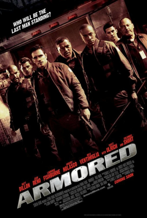 Armored - Blindato (ita) streaming film megavideo