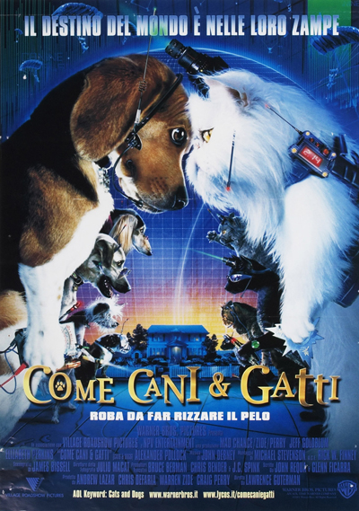 Come cani e gatti streaming film megavideo