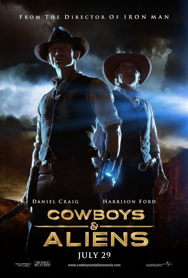 Cowboys & Aliens (SubIta) (2011) streaming film megavideo videobb