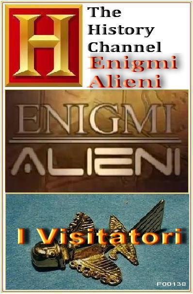 Enigmi Alieni : I Visitatori - History Channel (2011) documentario streaming megavideo videobb videozer