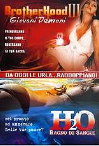 H2O Bagno di Sangue (2003) film streaming megavideo videobb movshare