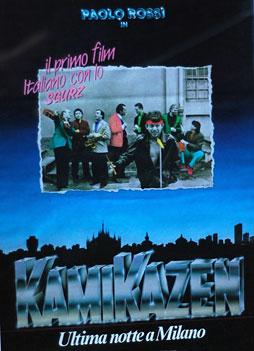 Kamikazen – Ultima notte a Milano streaming film megavideo